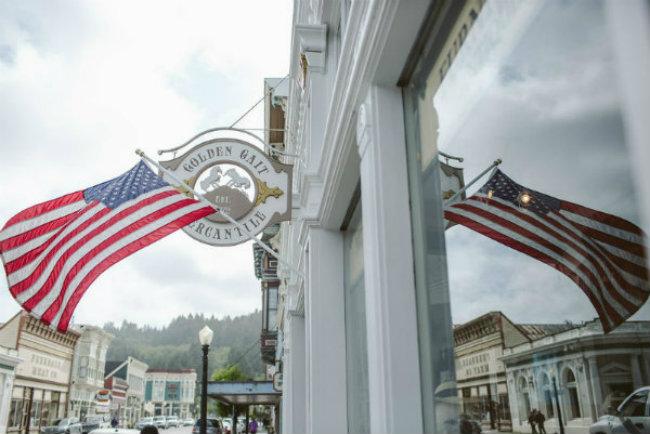Small Town America - Ferndale, California